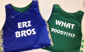 ERZ Bros Pinnies