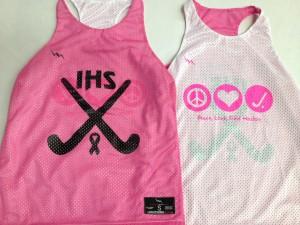 Girls Field Hockey Reversible Jerseys