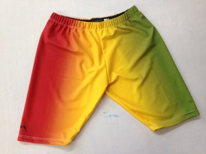 girls compression shorts