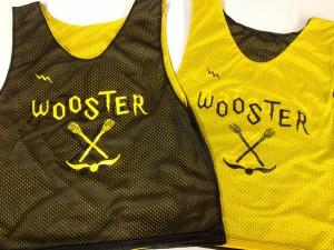 Wooster Lacrosse Jerseys